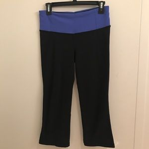 Lululemon Crop Leggings Size 6